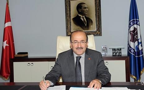 Başkan Gümrükçüoğlu'ndan yeni yıl mesajı