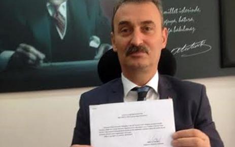 Başkan Kurukız'dan anlamlı bağış