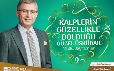 Başkan Türkmen'in Ramazan Bayramı Mesajı