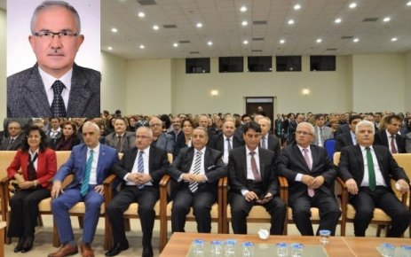 BAÜ Rektörlük Seçimlerinde Prof.Dr.İbrahim Türkmen İlk 6'ya Girdi.