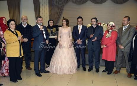 Betül ile Muhammet Nişanlandılar.