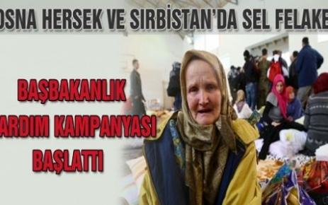 Bosna-Hersek'e Yardım Kampanyası