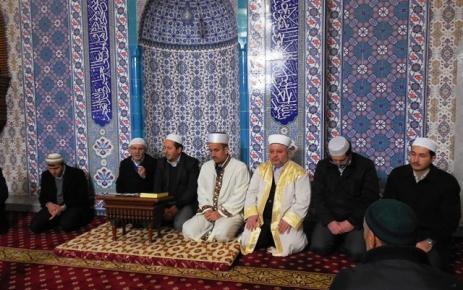 Çanakkale şehitleri için Kur'an-ı Kerim okundu.