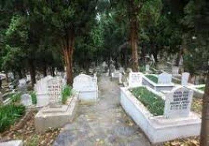 Çarlaklı'da Cenaze