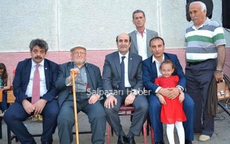Şalpazarı CHP İlçe Başkanlığı Olağan Kongre'si Yapıldı.