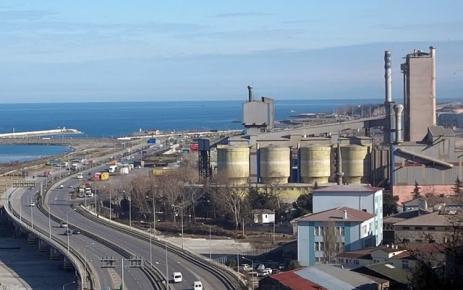 Çimento Fabrikası'ndaki öğütme faaliyeti durduruldu