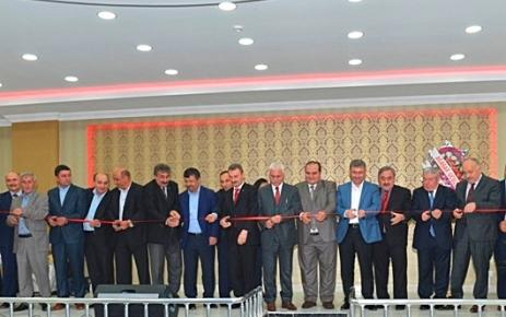 Çinkaya Düğün Salonu Törenle Hizmete Açıldı.
