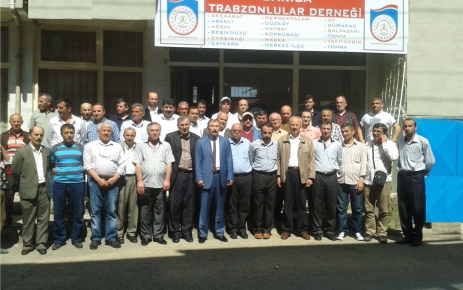 Darıca Trabzonlular Derneği 1. Olağan Genel Kurulu yapıldı