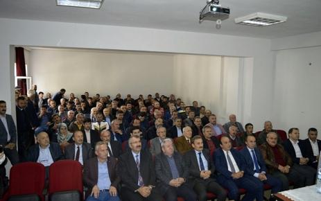 Devlet Destek Hibeleri Konferansına büyük ilgi