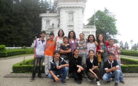 Doğancı İlköğretim okulu 8. Sınıf öğrencileri gezi düzenledi.