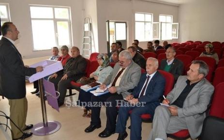 DOKAP Projesi Bilgilendirme Toplantısı Yaptı.