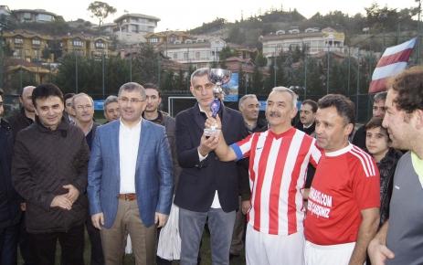 Dorukkirişliler Turnuvası Mustafa Öztürk Anısına...