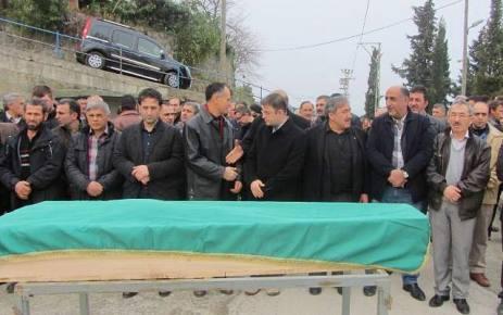 Dr.İlhan Günaydın'ın Babası Mehmet Günaydın toprağa verildi.