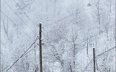 Şalpazarı'nın Köylerinde Elektrik Sıkıntısı...