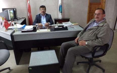 Geyikli Belediyesi Ziyareti