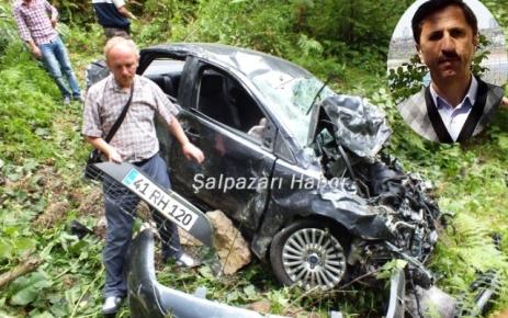 Giresun'daki Kazanın Acısı Şalpazarı'na Düştü