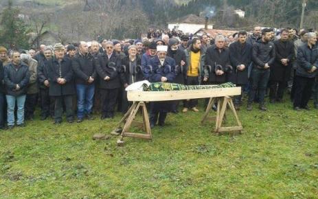 Hacı Hüseyin Kılıç Toprağa Verildi.