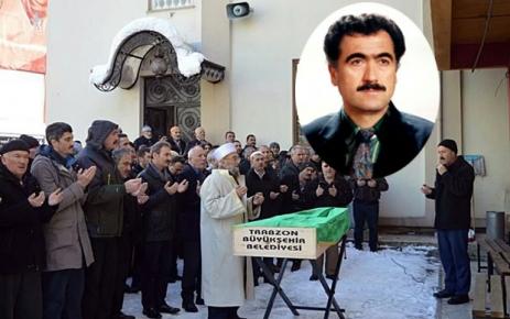 Hacı Mustafa Köse ebediyete uğurlandı.