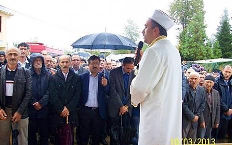 Harun Bayraktar Toprağa Verildi.