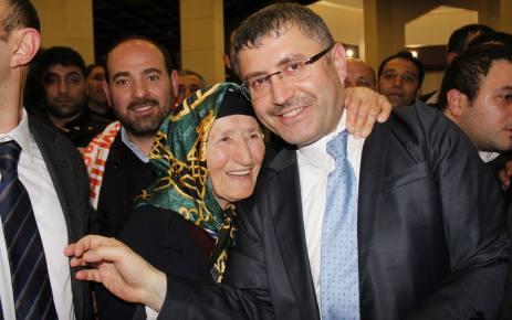 Hilmi Türkmen Başkanlığa Doğru