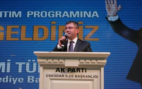 Hilmi Türkmen, Üsküdar ve Kirazlıtepe'nin Seçimi...