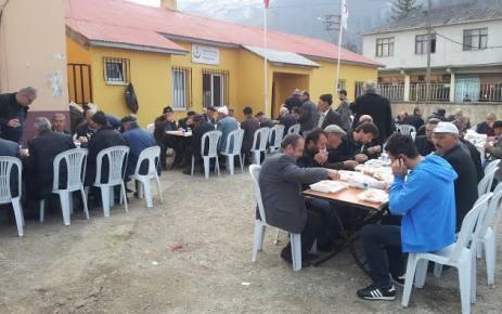 Husamet Gülay için Kur'an-i  Kerim ve Mevlid Okundu