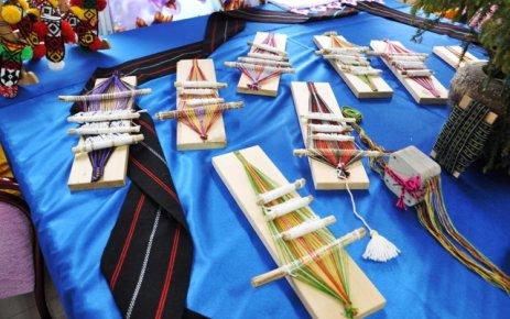 İlçe Halk Eğitim yöresel kıyafetler sergisi açtı.