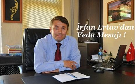 İrfan Ertav'dan Veda Mesajı.