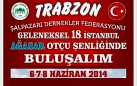 İstanbul Ağasar Otçu Şeniği'nde Buluşalım.
