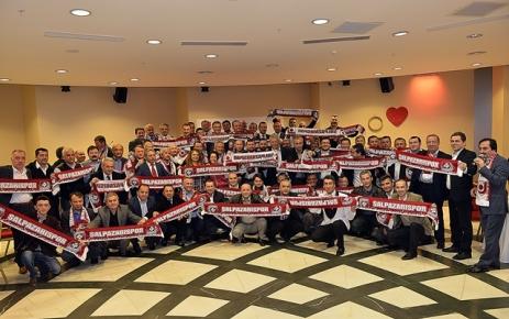 İstanbul'da Şalpazarıspor'a destek toplantısı