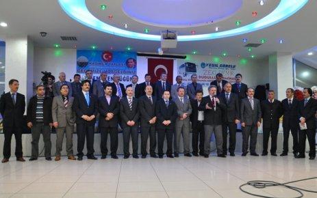 Kadırga Derneği gecesi istanbul'da yapıldı
