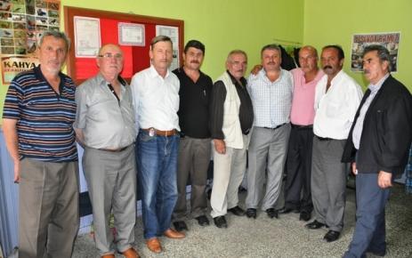 Kadırga Derneği Olağan Genel Kurul Toplantısı yapıldı..