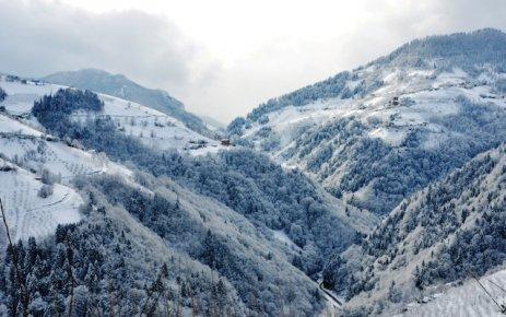 Kar Bu Sene Erken Geldi