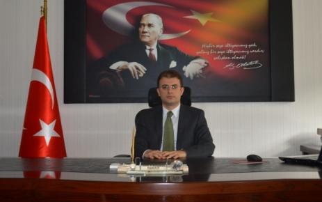 Kaymakam Yıldızhan 23 Nisan Kutlama Mesajı Yayımladı.