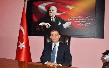 Kaymakam Zihni Yıldızhan, Cumhuriyet'in 90. yıldönümü nedeniyle bir kutlama mesaj'ı yayımladı.