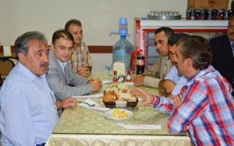 Kent Güvenlik Sistemi Heyeti İftar Yemeği Düzenledi