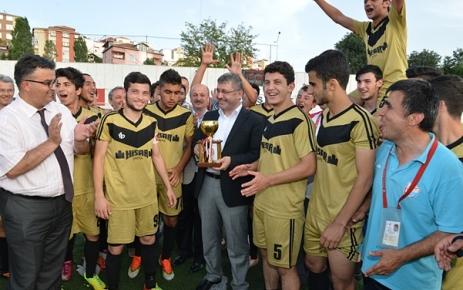 Kirazlıtepe U-19/2 de Şampiyon oldu.