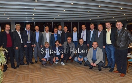 Meclis Üyeleri ve Dernek Başkanları Kirazlıtepe'de Toplandı.