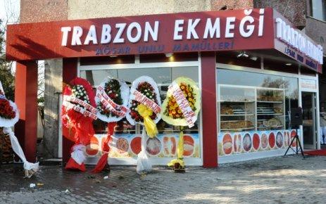 Metin Çakmak Sancaktepe'de fırın açtı.