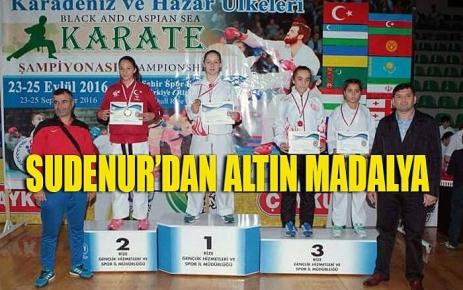 Milli sporcumuzdan bir altın madalya daha