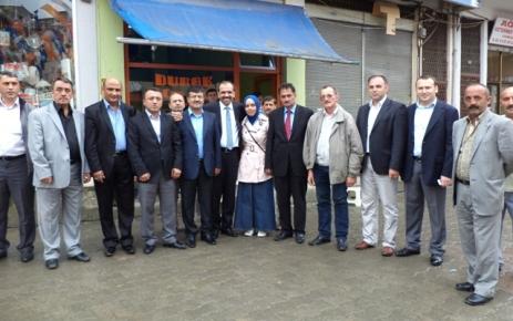 Muhammet Baltadan Bayram ziyareti.
