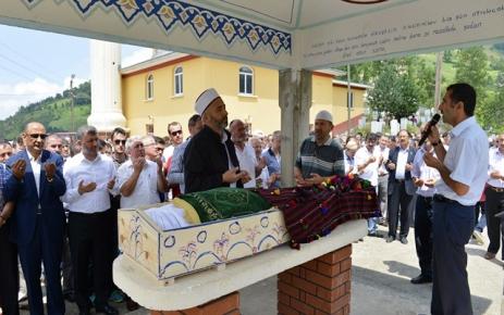 Muhammet Türkmen Toprağa verildi.