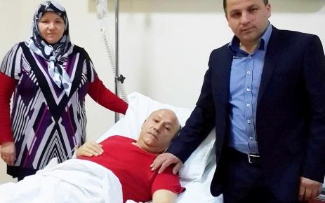Mustafa Demir Başarılı Bir Ameliyat'ın Ardında Sağlığına Kavuştu.