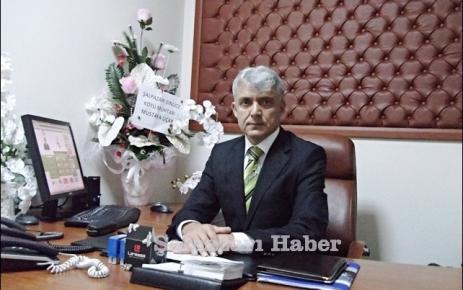 Mustafa Demirbaş Vakfıkebir Devlet Hastanesi Müdürlüğüne atandı.