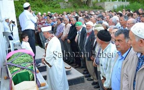Mustafa Keskin son yolculuğuna uğurlandı.