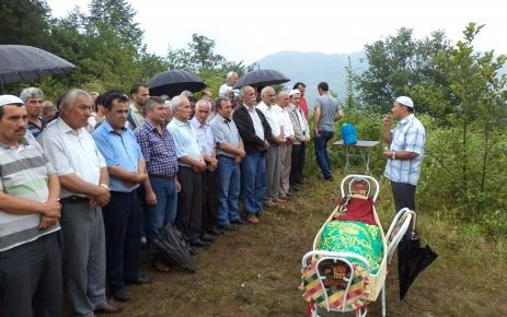 Muzaffer Özdemir (Çimen) ebediyete uğurlandı