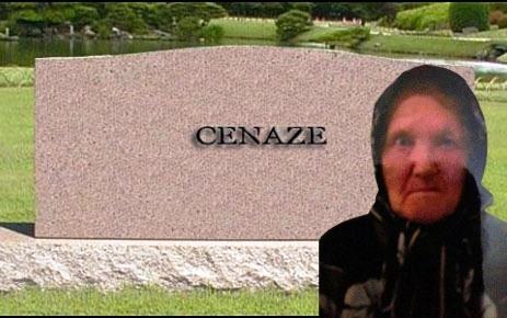Nazire Özcan vefat etti.