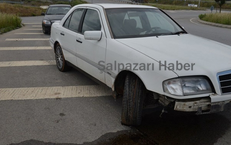 Necmi Tarhan Trafik kazası geçirdi.