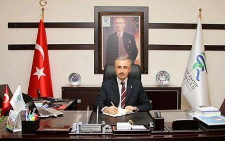 RTEÜ'de rektörlük seçimi yapıldı.