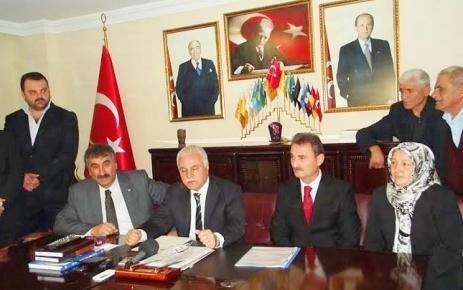 Refik Kurukız Adaylığını Trabzon'da Açıkladı.